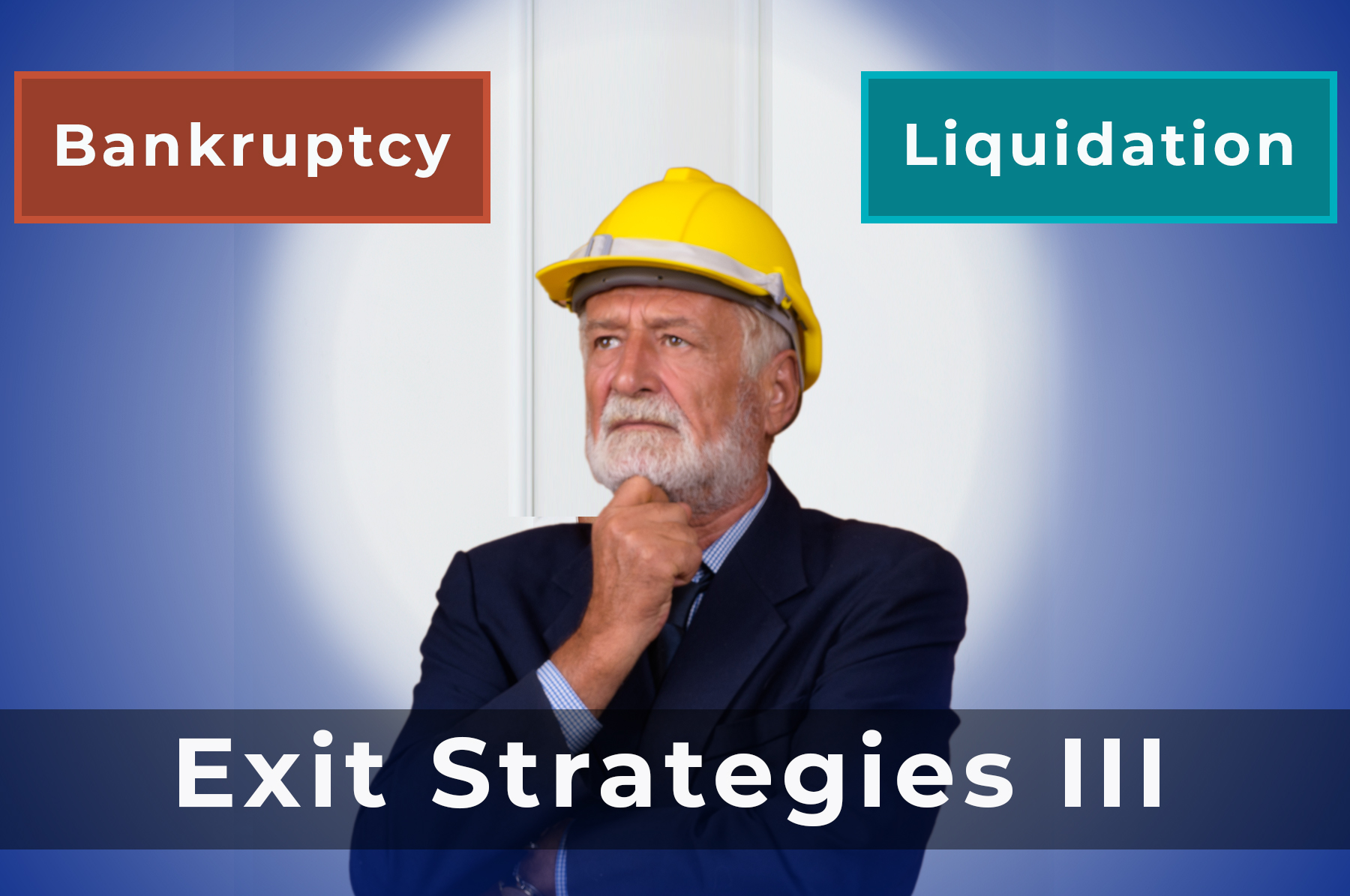 BUSINESS EXIT STRATEGIES III