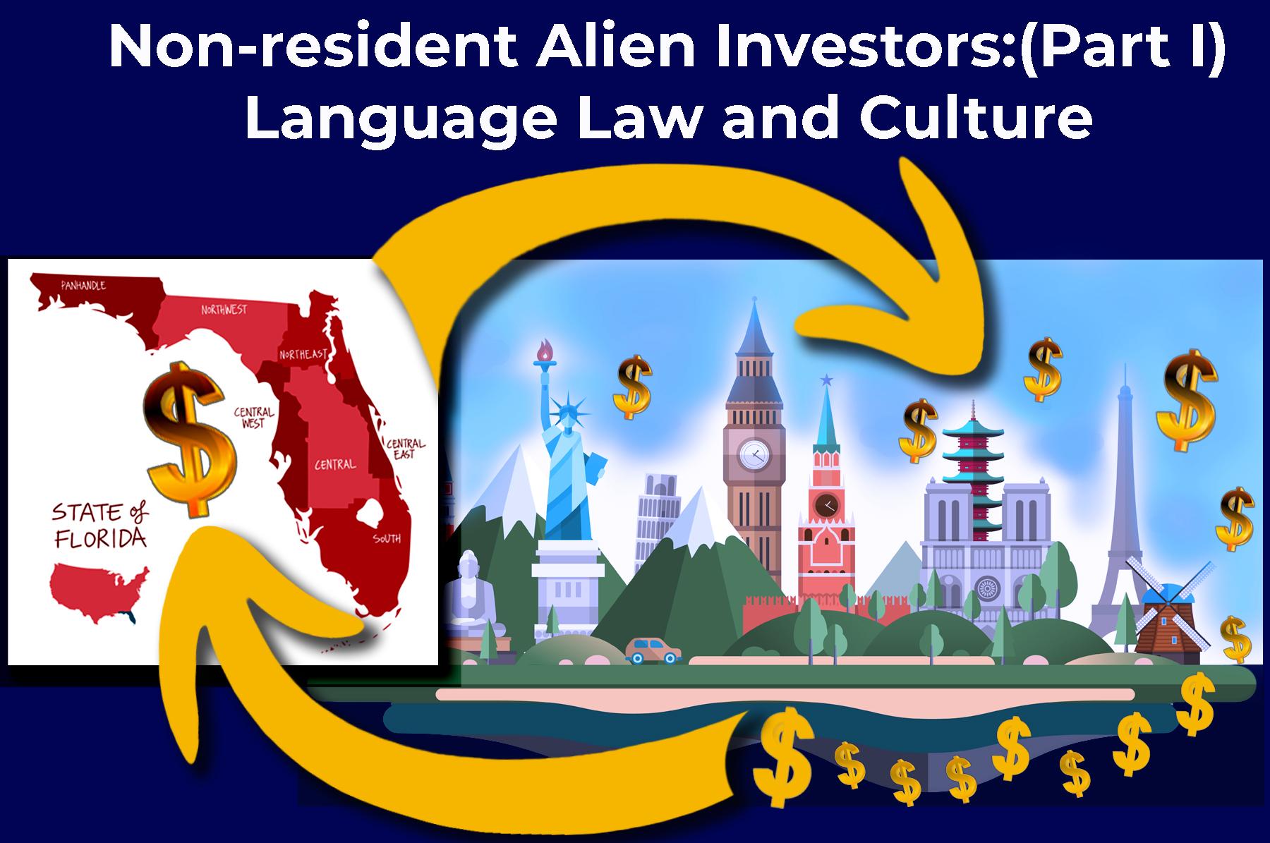 non-resident alien investors