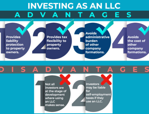 Investing As An LLC
