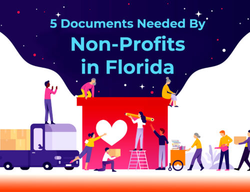 Five Documents Needed By Nonprofits in Florida