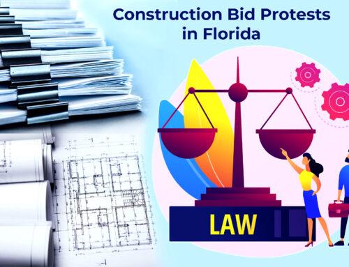 Construction Bid Protests in Florida