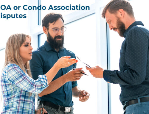 HOA or Condo Association Disputes