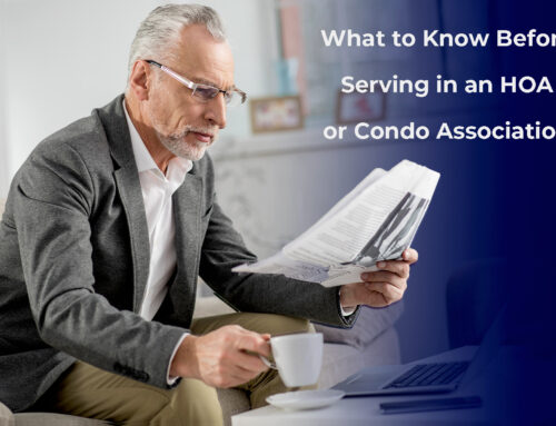 What to Know Before Serving in an HOA or Condo Association