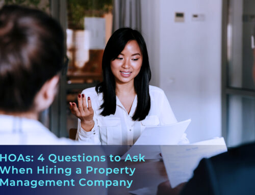 HOAs: 4 Questions to Ask When Hiring a Property Management Company