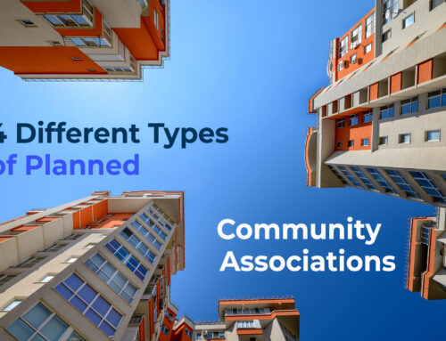 Four Different Types of Planned Community Associations