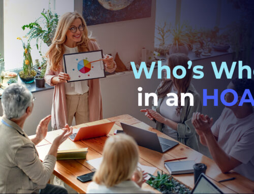 Who's Who in an HOA?