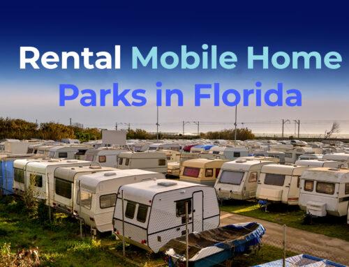 Rental Mobile Home Parks in Florida